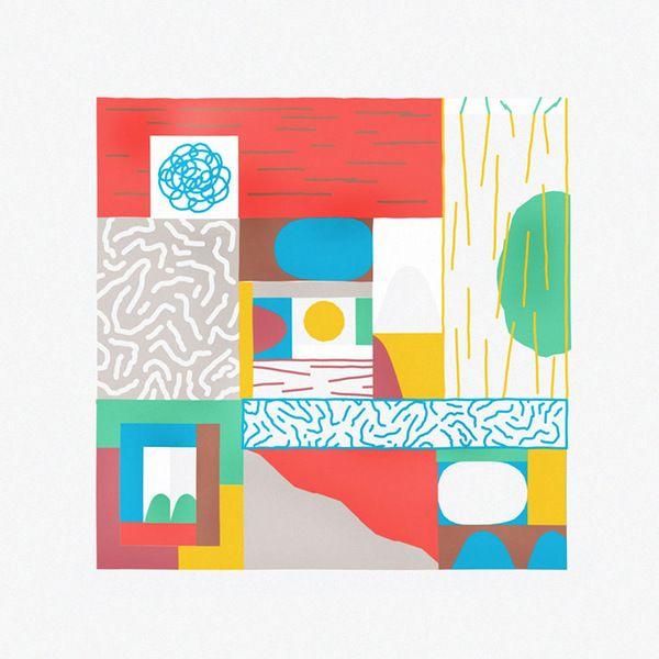 Downstairs – Damien Correll — Designspiration