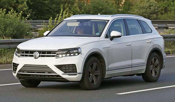 2018 Touareg: Top SUV Generation must be Aware of