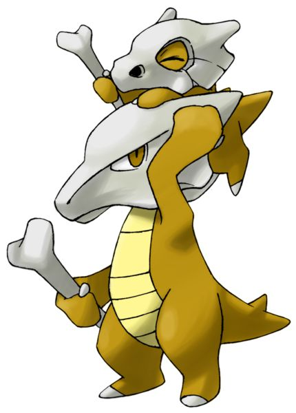 Cubone and Marowak | Go Back > Gallery For > Pokemon Cubone And Marowak