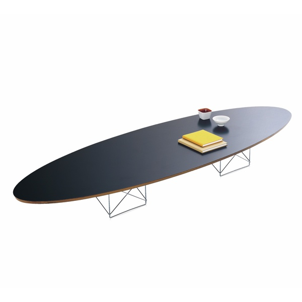 ELLIPTICAL TABLE ETR BY CHARLES EAMES
