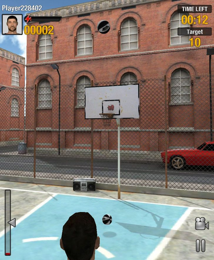 Real Basketball App by Mobil Interaktif. Basketball Games and Sports Apps.