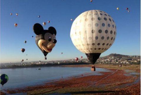 Conoce algunas opciones para volar en globo aerostático - Grupo ...