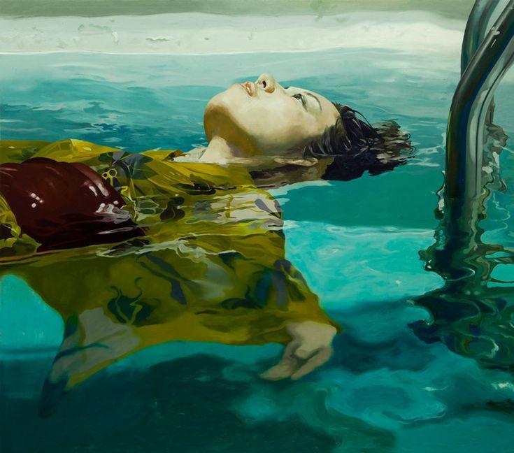 The Passage, 2012, oil on canvas, 150x170cm / Markus Akesson / Markus Åkesson