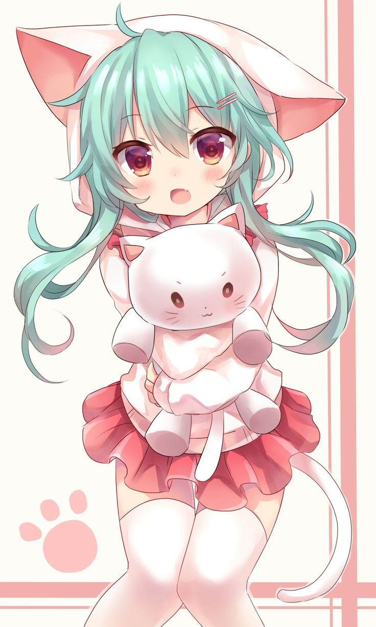 AWWWWW Miku is SSSSOOOOOOOOOO cute =0