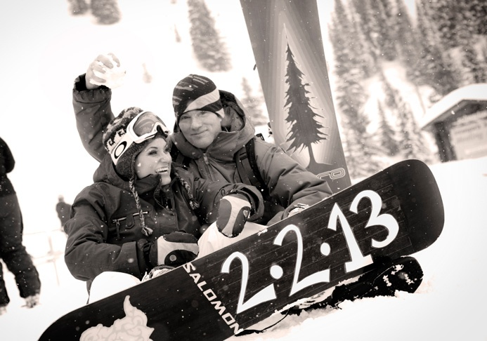Dating snowboarders