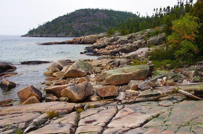 Lake Superior - Hiking the Coastal Trail in Pukaskwa National Park: Part I