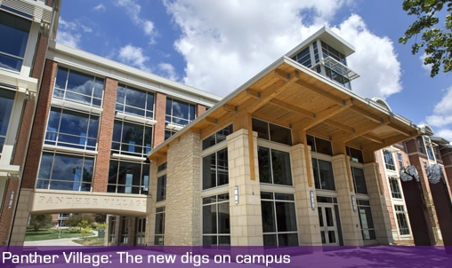 University of Northern Iowa located in Cedar Falls Plan B: Open