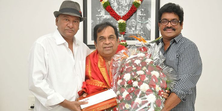 Brahmanandam Birthday: MAA Celebrations