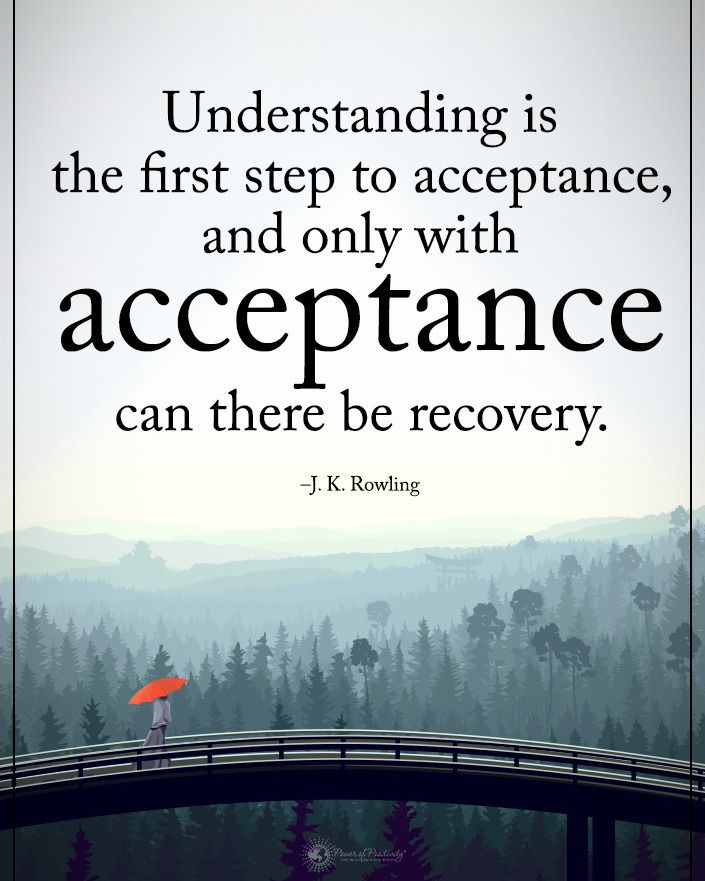 """2,694 Likes, 44 Comments - Positive + Motivational Quotes (@powerofpositivity) on Instagram: """"Type YES if you agree. Understanding is the first step to acceptance, and only with acceptance can…"""""""