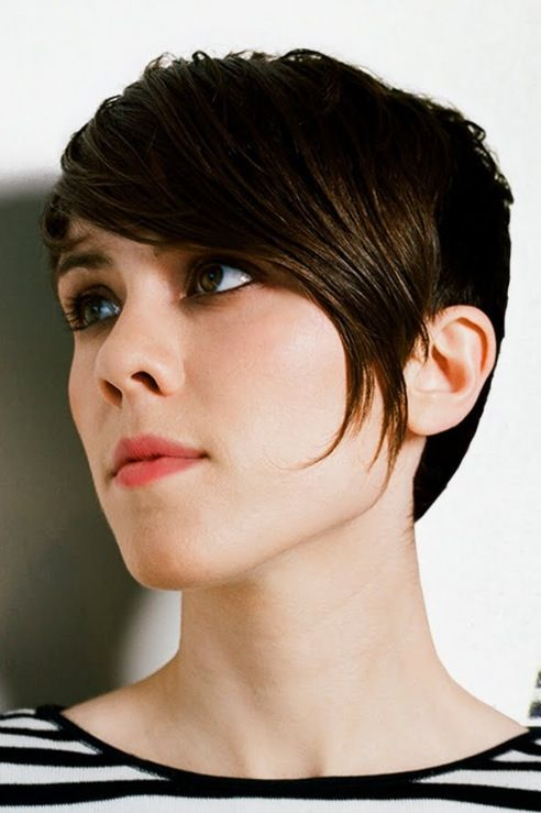 Well, I guess I should start growing my hair out. #teganorsara?