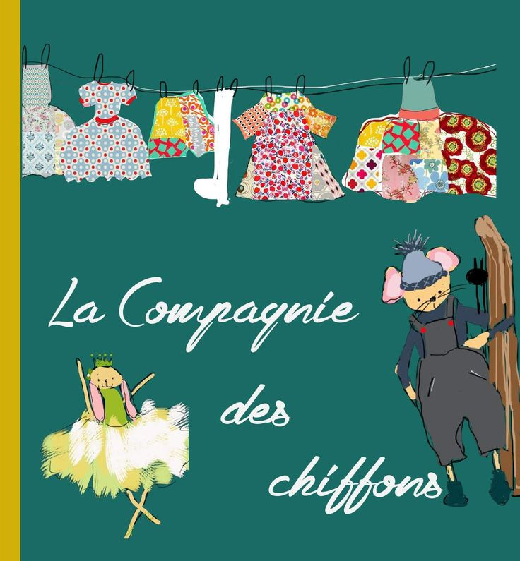 #ClippedOnIssuu from Atelier des enfants-La Compagnie compagnie des chiffons