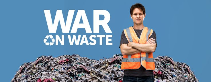 War On Waste: TV Series Encourages Australians To Reduce Waste