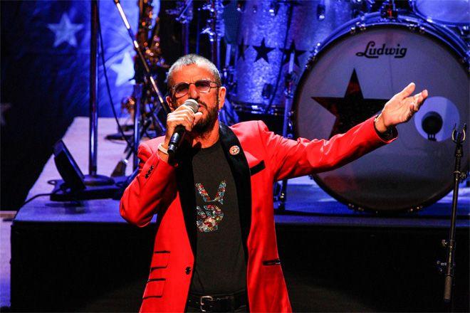 【ライブレポート】リンゴ・スター、「イエロー・サブマリン」をファンと大合唱 | Ringo Starr | BARKS音楽ニュース