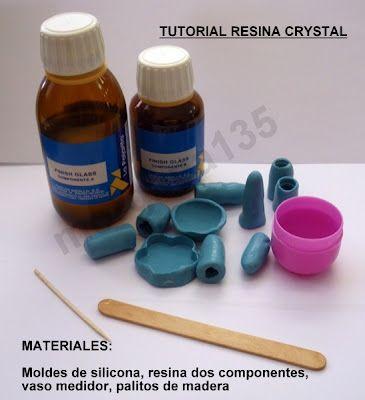 Miniaturas Isa (morgana135): TUTORIAL RESINA CRYSTAL!!!