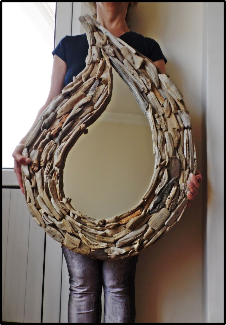 17 best images about driftwood on pinterest driftwood for Mirror 80 x 50