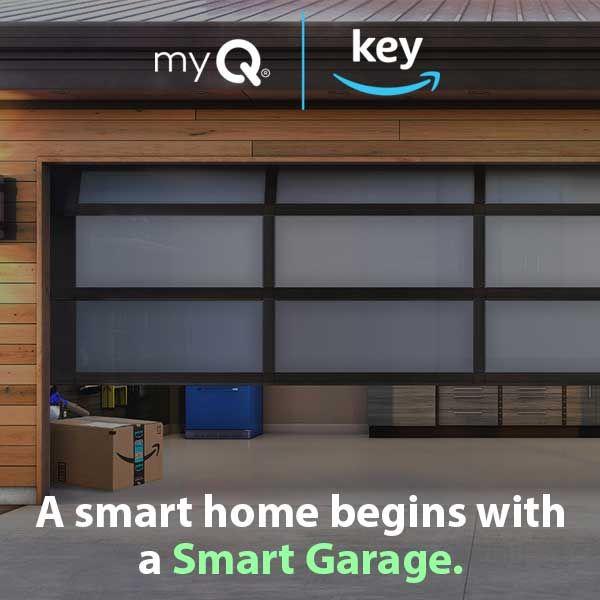 Myq Smart Garage In 2020 Smart Garage Door Opener Garage Garage Remodel
