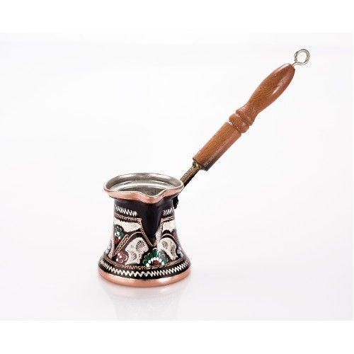 Bakir üzeri̇ i̇şlemeli̇ el yapimi cezve ürünü, özellikleri ve en uygun fiyatların11.com'da! Bakir üzeri̇ i̇şlemeli̇ el yapimi cezve, çaydanlık