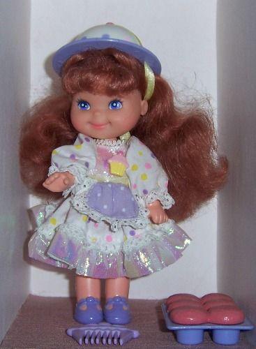 Cherry Merry Muffin Bubblegum Becky Doll 1989