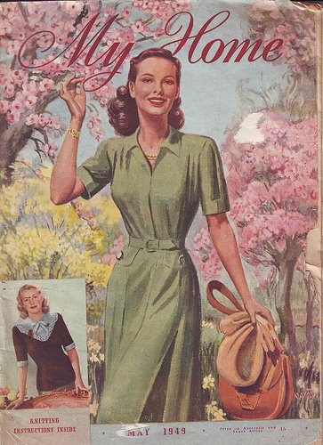 1949 My Home magazine cover