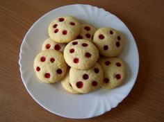Sušienky s brusnicami