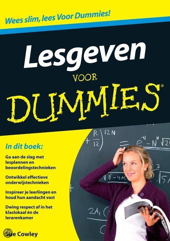 Lesgeven voor Dummies