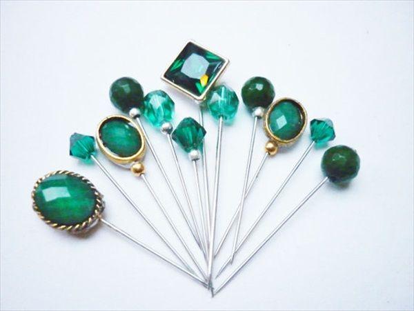 hijab pin-scarf pin-hat Pin-stick pin-handmade hijab pins-hijab safety pins (2)