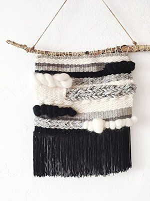 Woven Wall Hanging, $55