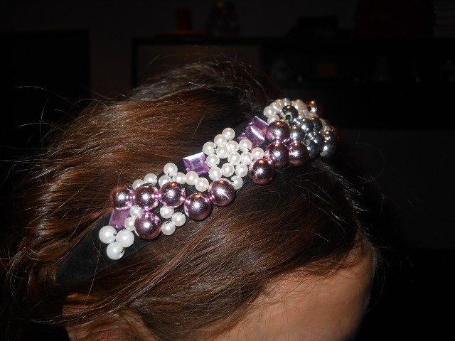 Do you like my headband collection?:)