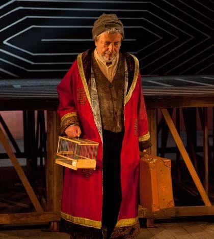 """""""Sik Sik, l'artefice magico"""" di Eduardo debutta al Teatro Nuovo di Napoli - Fermata Spettacolo"""