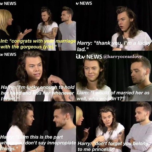 from Prince one direction imagines dating series