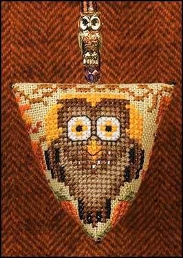 Hootzi Humbug LIMITED EDITION cross stitch chart Just Nan $10.80