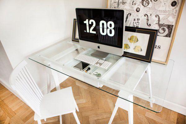 Arco Skrivbord | Design House Stockholm | Länna Möbler | Handla online