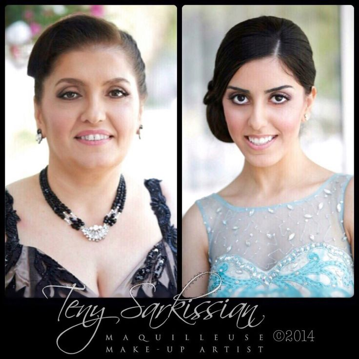 Mother of the bride and MOH  Makeup by Teny Sarkissian Makeup artist  https://www.facebook.com/TenySarkissianMakeupArtist