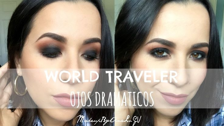Tutorial World Traveler Ojos Dramáticos | ABH