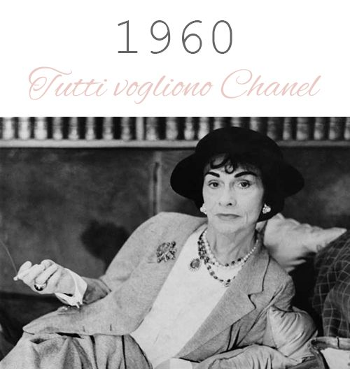 Coco Chanel Photostory