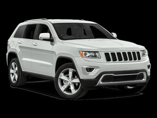2015 Jeep Grand Cherokee Laredo White