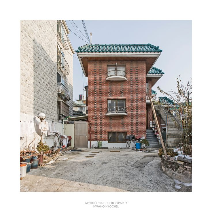 mass production house in Korea
