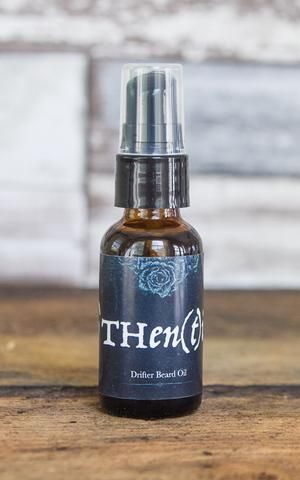 Drifter the Best Beard Oil for Men // Organic Beard Care
