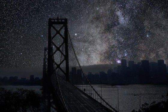 San Fransico by night
