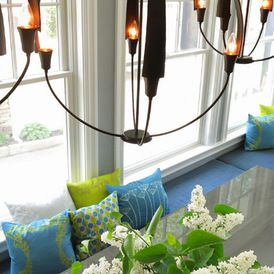 Eclectic Dining Room By Amydutton Home
