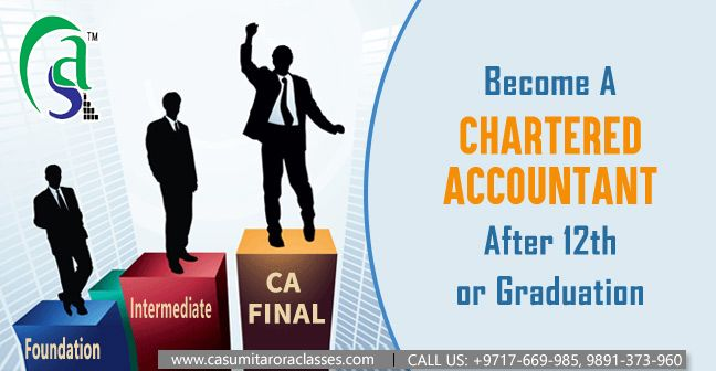 Ca Classes In South Delhi Chartered Accountant How To Become Accounting