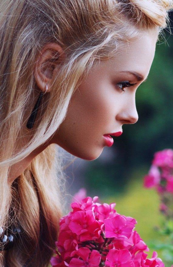 Nice Flower Girl