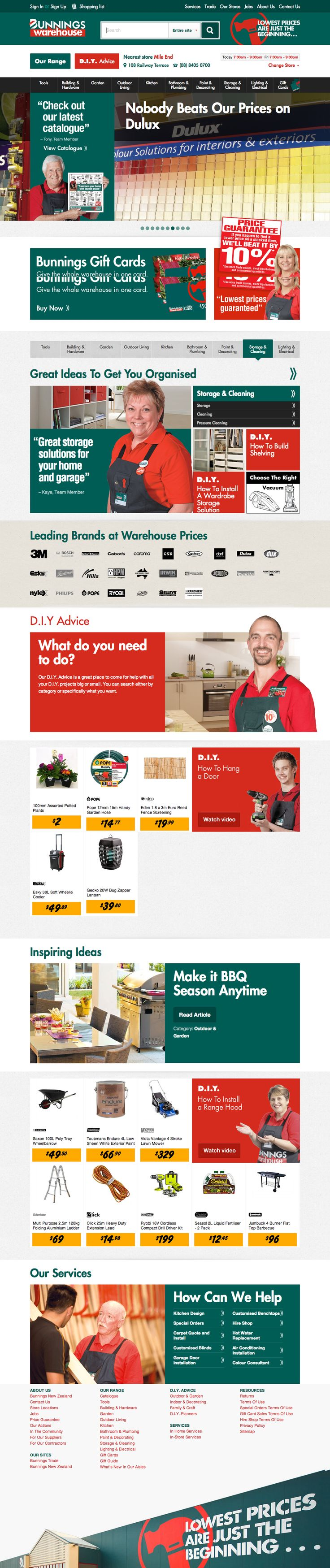 Bunnings Warehouse - Lowest prices are just the beginning   Bunnings Warehouse