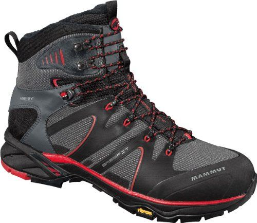 MAMMUT T Aenergy GTX Men Hiking Boot, Graphite, US10