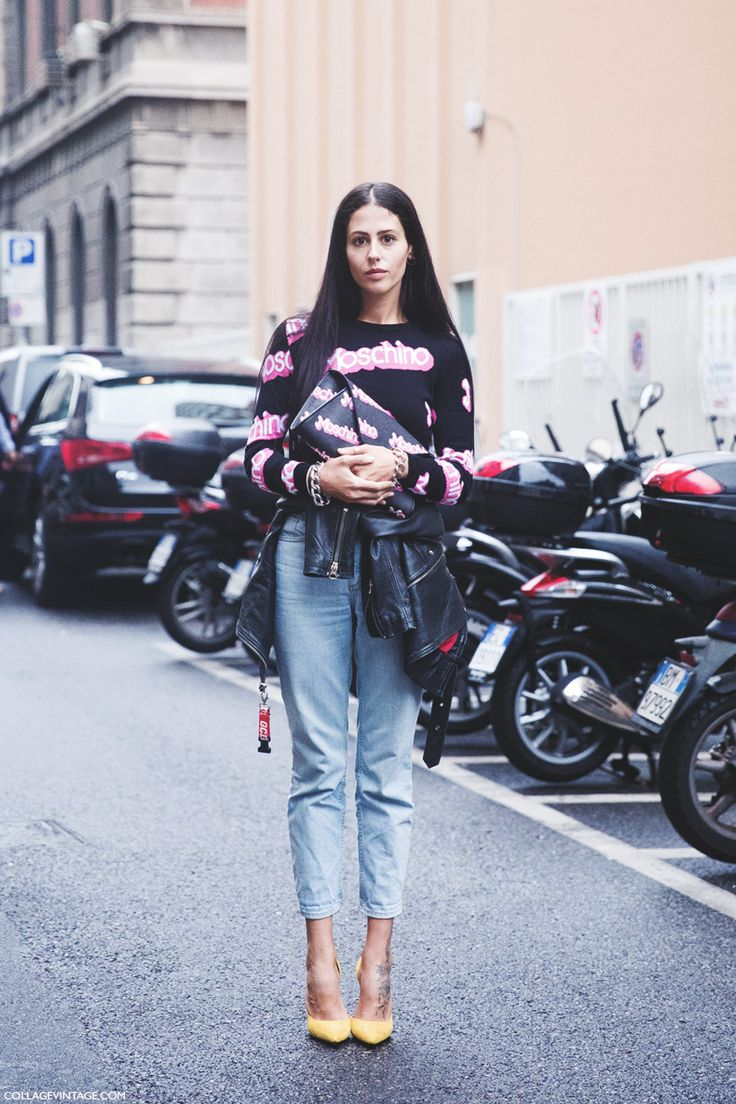 Milan fashion week spring summer 15 mfw street style gilda Ciaafrique fashion beauty style