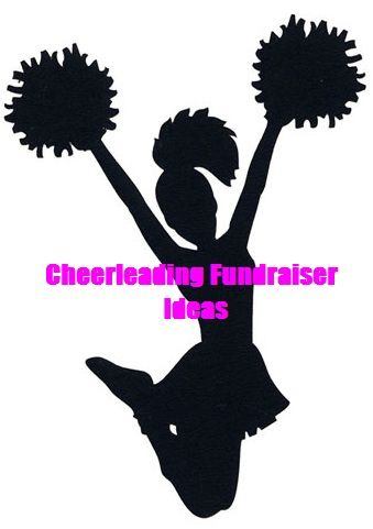 Ten ideas for fundraisers for cheerleaders that raise funds fast - Five cheer fundraisers with products and five event ideas for cheerleading fundraising success.