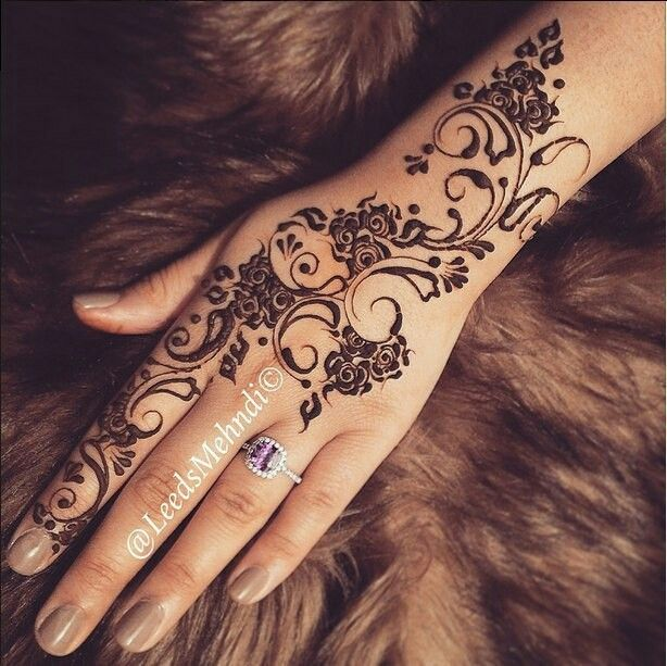 1254 Best Henna Tattoos Images On Pinterest