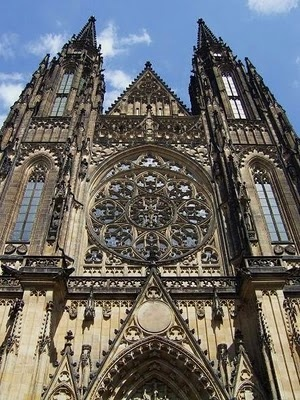 Take time to visit the catacombs...  Just Ask Diane!!!    St. Vitus CathedralBy Pinterest, Czechrepublic, Catacombs, Awesome Pin, Cathedral Prague, Prague Czech Republic, Cathedral Travel And Placs, Vitus Cathedrale Prague, Thanksst Vitus Cathedral