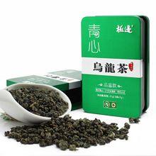 China Taiwan chá Oolong em caixa de ferro refinado Aroma orgânica chinês chá Oolong para perda de peso(China (Mainland))