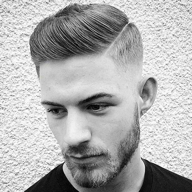 Fashionable Men S Haircuts Men S Hair Haircuts Fade Haircuts